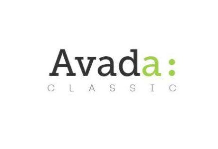 Avada Classic Demo